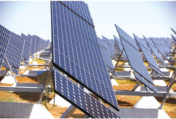 光伏太阳能支架